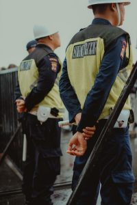 security agency staff