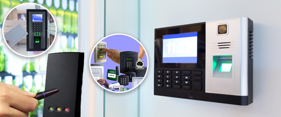 Card Reader And Types Of Access Control Security System Service India
