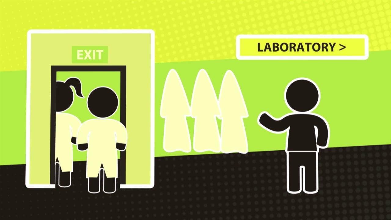 lab safety precaution