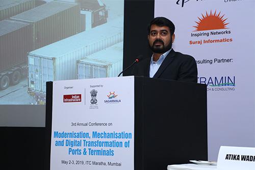 Zebra Technologies India & Sanjay Nare