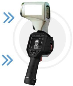 Thermographic Handheld Thermal Camera Solution